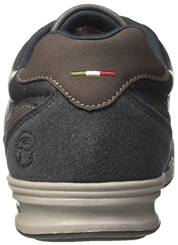 Carrera Herren Boris Low-Top Multicolore (Shark/Black)