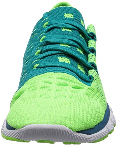 Under Armour Speedform Slingshot Womens Zapatillas Para Correr - AW16 Limelight/Tahitian Teal/Peacock