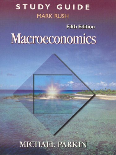 Macroeconomics (Study Guide)