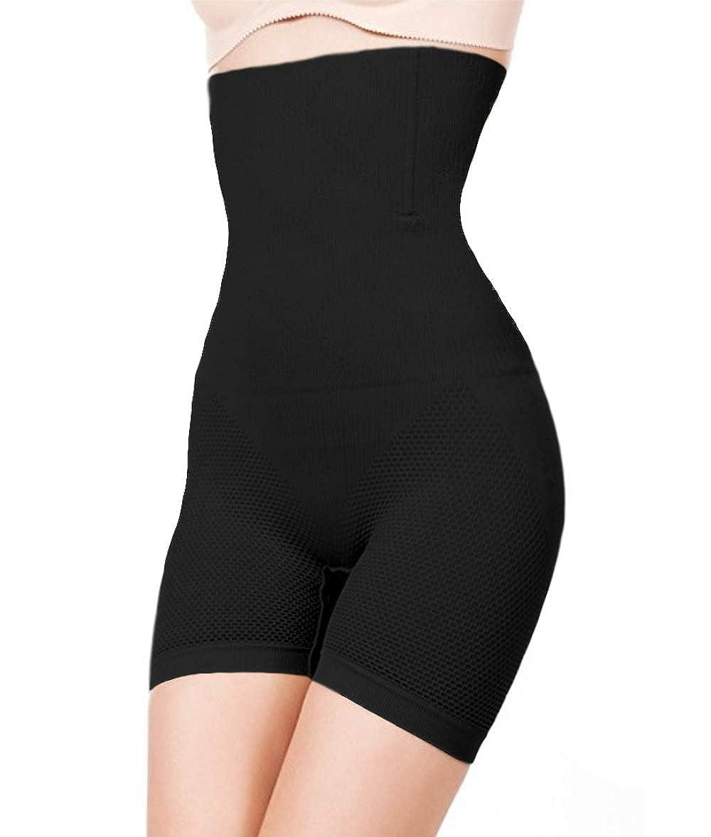 e250ae0ad ShaperQueen 102E Short - Best Womens Waist Cincher Shaper Trainer Girdle  Faja Tummy Control Shorts Shapewear (Plus Size) at Amazon Women s Clothing  store