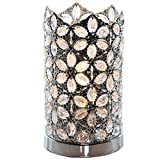 Cheap Poetic Wanderlust by Tracy Porter 10.5″H Fairlea Jeweled Chrome Uplight Accent Lamp – Clear Crystal