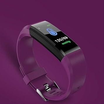 Smartwatch,Relojes Inteligentes, Reloj Inteligente 115 Plus Salud ...