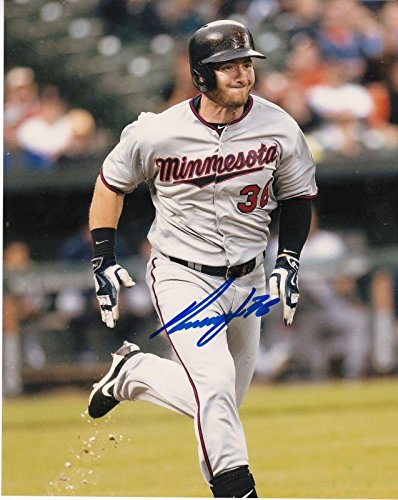 Signed Robbie Grossman Photograph - 8x10 - Autographed MLB Photos