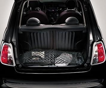 Fiat Offizieller Original 500 Kofferraum Laderaum Halterstange Net P