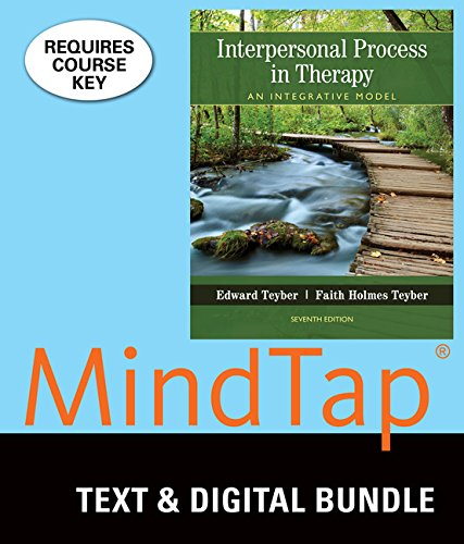 Bundle: Interpersonal Process in Therapy: An Integrative Model, Loose-leaf Version, 7th + LMS Integrated MindTap Counseling, 1 term (6 months) Printed Access Card