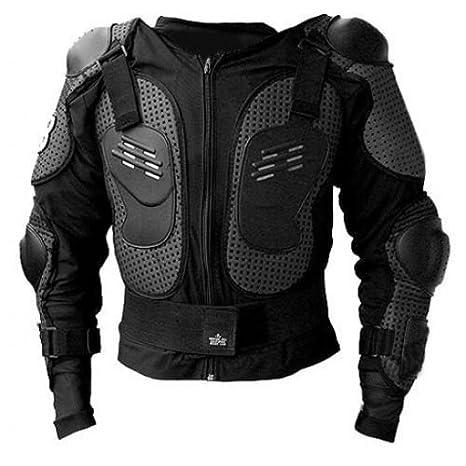 - Chaqueta protectora de pecho espalda (Talla XS) equipo de protección para bicicleta Bike Quad motocross motocicleta Motor Sport - Protector Protectores ...