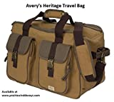 Avery Outdoors Inc 67235 Heritage Travel Bag One Size