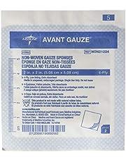 "Avant 21715 Gauze, Sterile, 2"" x 2"", Box of 100 (50/2's)"