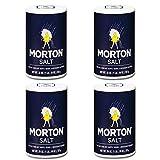 Morton Salt Regular Salt, 26 Oz