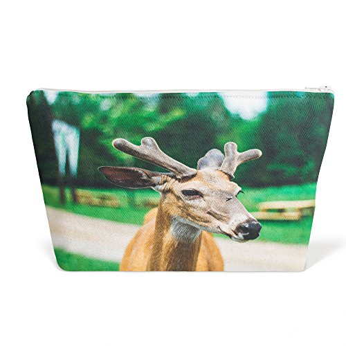- Westlake Art - Antler Park - Pen Pencil Marker Accessory Case - Picture Photography Office School Pouch Holder Storage Organizer - 125x85 inch (D4742)