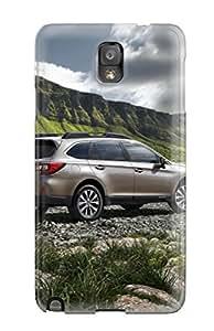 Kenneth Talib Farmer's Shop 5043553K43690729 Galaxy Note 3 2015 Subaru Outback Print High Quality Tpu Gel Frame Case Cover