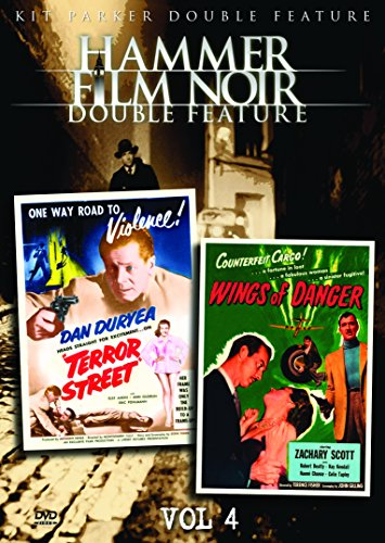 Hammer Film Noir Double Feature, Vol. 4 (Terror Street / Wings of Danger)