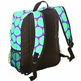 Big Dots Aqua Crackerjack Backpack