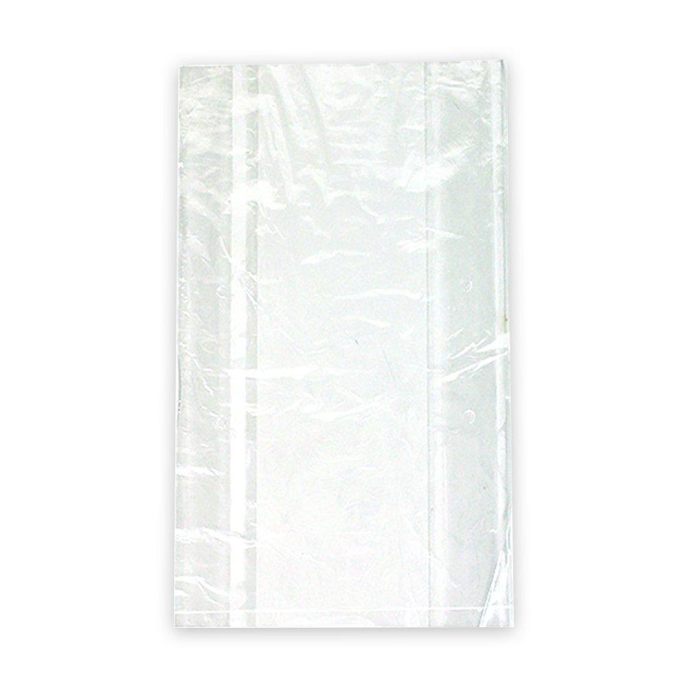Elkay Plastics Low Density Hole Vented Bag, Clear