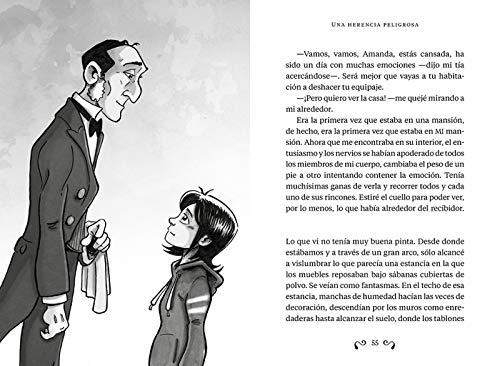 Una herencia peligrosa (Amanda Black 1): Amazon.es: Gómez-Jurado, Juan,  Montes, Bárbara: Libros