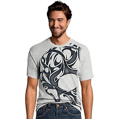 Hanes Men's Lightweight Graphic T-Shirt