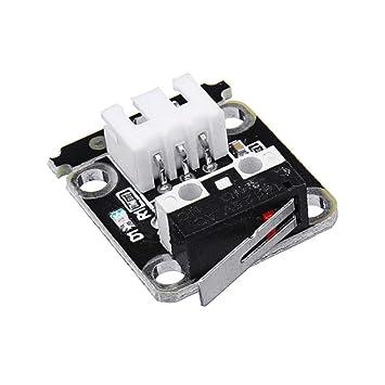 Refaxi - 5 interruptores de límite final de eje X/Y/Z para ...