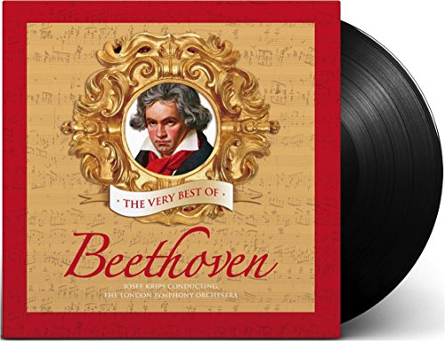 Music : The Very Best of Beethoven (Vinyl LP Record)