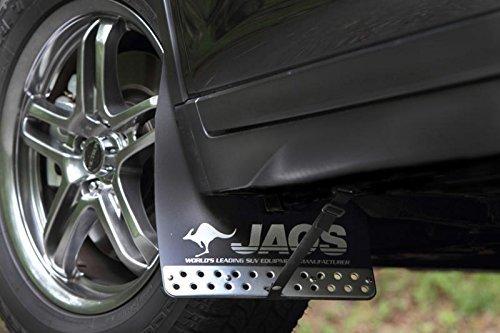 ジャオス(JAOS) JAOS マッドガードIII フロントセット ブラック エクストレイル 32系 MUD GUARD3 BLACK FRONT X-TRAIL 13 【年式: 13.12-】 【適応: ALL】 B622444F B00MLL587Q