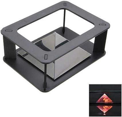 Yongse DIY 3D holográfica Display Cabint proyector de la caja para ...