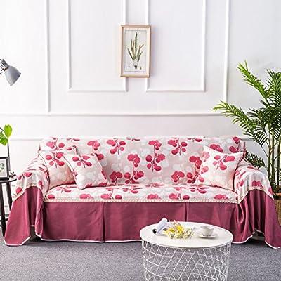 Modern Simple Printed Sofa Slipcover Stylish Sofa Cover
