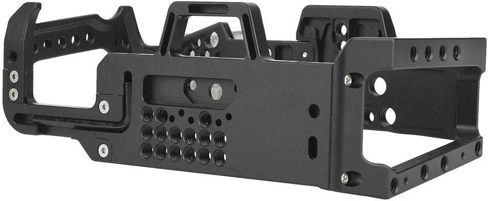Metal 4K Cage According to The 3D Modeling of BMPCC 4K Modelfor Blackmagic Design Pocket Cinema Camera Aluminum Alloy BMPCC 4K Cage Rig