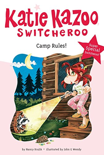 Kazoo Kids Grand - Camp Rules!: Super Special (Katie Kazoo, Switcheroo)