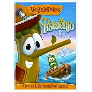 Amazon.com: Veggie Tales: Pistachio DVD: Movies & TV