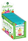 #5: Tangy Hawaiian Fusion Fruit Snack -All Natural, Handmade Fruit Leather Flats -No Added Sugars, Preservatives or Artificial Flavors -High Fiber, Low Calorie -12 packs -by Fruit-a-Peel