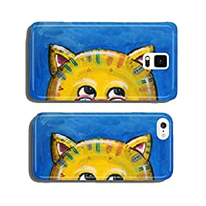 Cat Reading cell phone cover case iPhone6 Plus