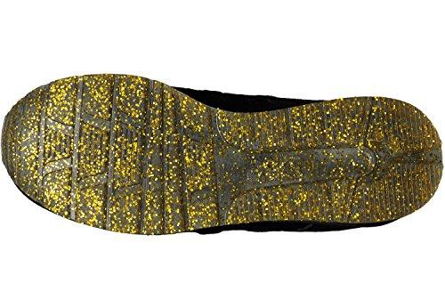 Asics Tiger Gel Lyte W Schuhe schwarz gold lila