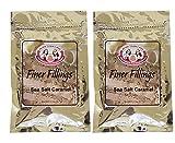 Sea Salt Caramel Finer Fillings 60g Dessert Mix by More Than Cake, 2 Pack