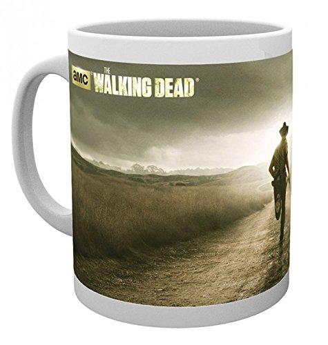 1art1 The Walking Dead Photo Coffee Mug - Rick Grimes (4 x 3 inches)