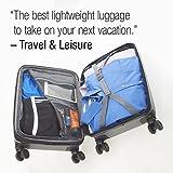 DASH 4-Wheeled Expandable Carry-On Luggage