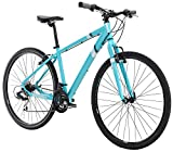 Diamondback Bicycles Calico ST Women's Dual Sport Bike, Blue, 18″/Medium