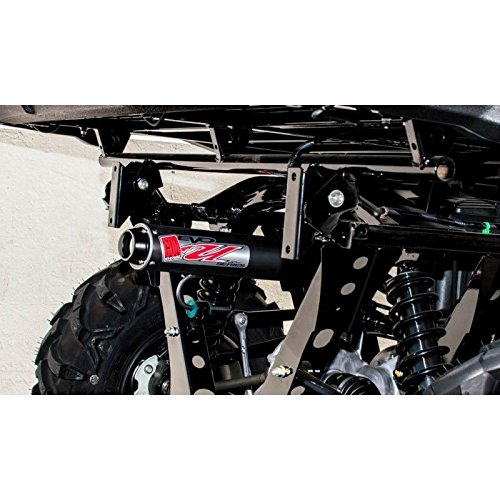 Big Gun EVO Sport Utility Slip-On, Color: Black, Material: Aluminum 12-1672 by Big Gun Exhaust Systems (Image #3)