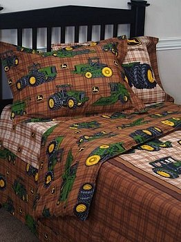 john deere full size bedding - 8