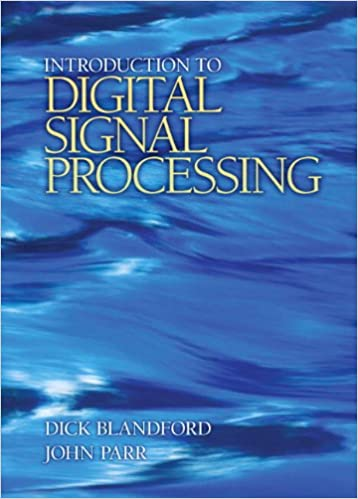 Introduction to digital signal processing dick blandford john parr introduction to digital signal processing 1st edition fandeluxe Image collections