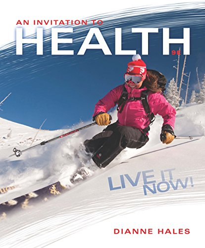 An Invitation to Health: Live It Now! Brief Edition Pdf