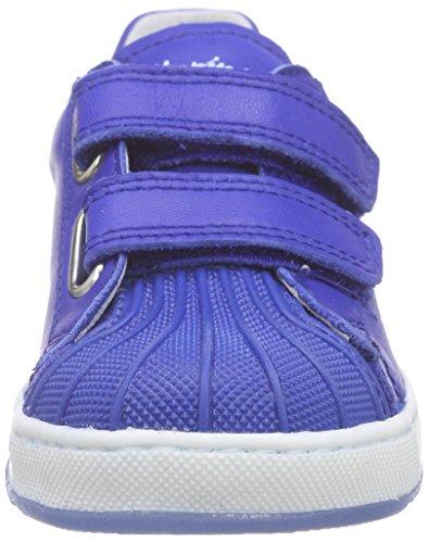 Naturino NATURINO 4064 VL - Zapatillas, Niños-Niñas Azul (Gomma/Vitello Azzurro)