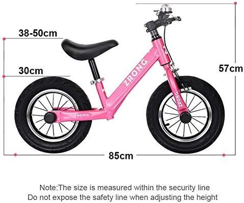 Bicicleta Sin Pedales Kids Bike Balance Ligeros Muchachos De Los ...