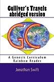 img - for Gulliver's Travels abridged version: A Genesis Curriculum Rainbow Reader (Indigo Series) (Volume 3) book / textbook / text book