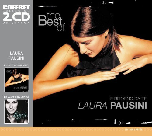 Primavera in Anticipo/The Best of by Pausini, Laura (2010-06-22)