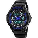 Kid Watch Multi Function Digital LED Sport 50M...