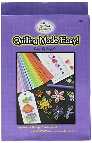 Quilled Creation Quilling Made Easy Kit by Quilled Creation