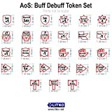 AoS: Buffs & Debuffs Token Set (54)