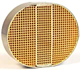 Ceramic Honeycomb Catalytic Combustor (CC-111) for BLAZE KING wood stove models KEJ1101 and KING.