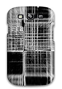 JeffreySCovey Case Cover For Galaxy S3 - Retailer Packaging Optical Illusion Protective Case