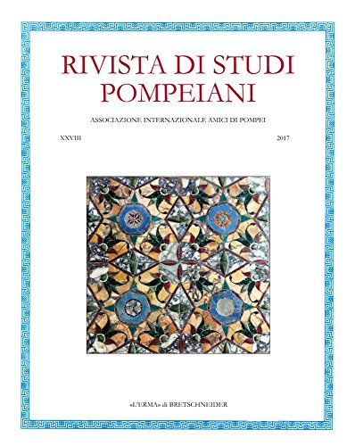 Rivista Di Studi Pompeiani 28/2017 (English and Italian Edition) ()