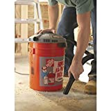 Bucket Head 5 gal. 1.75-Peak HP Wet Dry Vac